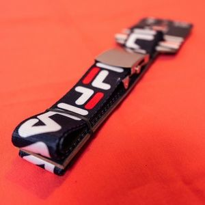 NWT Fila Slide Belt